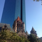Close to Copley Square