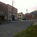 The town of Shinnston, WV