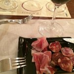 Meat with wine
