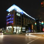 Aloft OKC Night Time