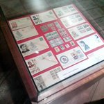 Post Office memorabilia of Rizal
