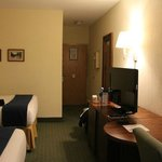 Φωτογραφία: Holiday Inn Express San Jose Airport