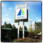 Crystal Springs Motel Foto