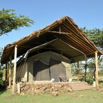 Our tent in naboisho