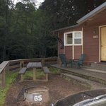 Big Sur Campground & Cabins resmi