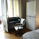 Junior-Suite mit Balkon