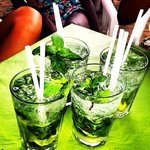 Best Mojitos in town ��