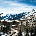 Jackson Hole Resort and Residences Whistler in the Winter