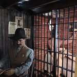 A definite Wild West feel to this jail