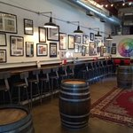 Tasting room at Cape May Brewing Co.