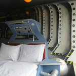 Room #9 spaceship room