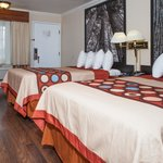 Deluxe Double Double beds Room