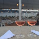 Rose Sundowners shoreside