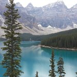 Lake moraine - one of the best views
