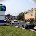 Holiday Inn Express Located On The Carlisle Pike