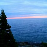 Photo de Bluefin Bay on Lake Superior