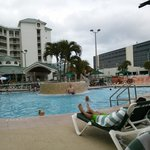 Resort on Cocoa Beach resmi