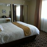 Such a great bed :) 1-room suite
