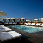 SIXTY Beverly Hills - outdoor pool