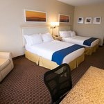 Foto van Holiday Inn Express Pocomoke City