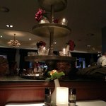 Ambiance at the restaurant