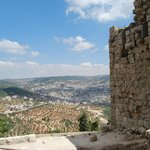 Ajlun Castle view in Amman