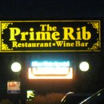 The Prime Rib - Exterior View