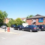 Foto de Travelodge Northampton Up