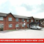 Bild från Travelodge Newbury Chieveley M4