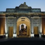 Menin Gate at Dusk