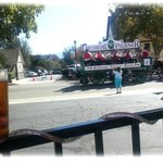 Solvang Brewery - Parade & Competition Going By