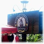 Solvang Brewery Sign