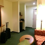 Fairfield Inn and Suites Austin - University Area照片
