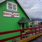 Foto de Eagle Bluff Bed and Breakfast