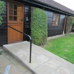 easy access to cottage