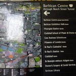 map of barbican