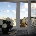 A room with a Parisian view