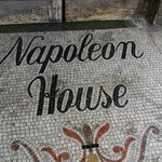 Historic Napoleon House, on the corner