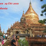 Foto de Myanmar Treasure Resort Bagan