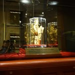 $3000,000.00 Solid Gold Nugget in Lobby