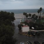 Tropical storms in Ibiza 2014