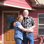 Rod and Sherry Trapper's Rendezvous Inn Keepers