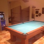 Pool Table & ATM's