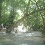 Dunns River Falls finish