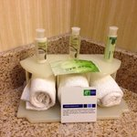 Foto van Holiday Inn Express Hotel & Suites Grants-Milan