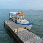 boat taxi from Sunny Beach to Old Town Nessebar