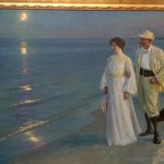Danish artist P.S Kroyer