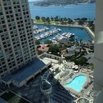view from room 2475