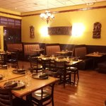 Inside Dakshin Indian Cuisine Orlando