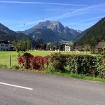 a glorious sunny day, taken from Mayrhofen